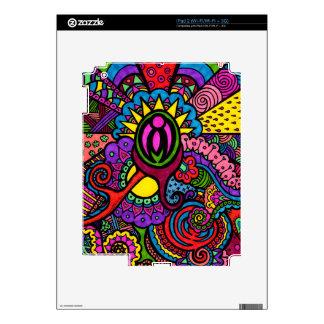 iPad 2 Skin Template