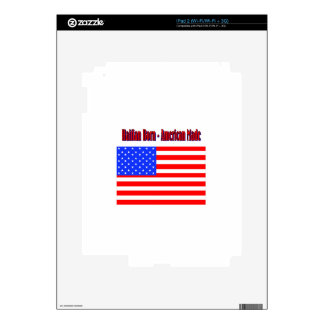 iPad 2 Skin Template - Customized