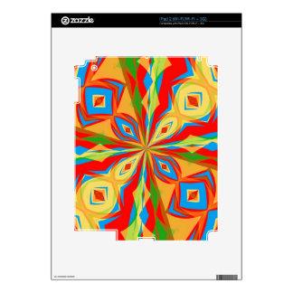 iPad 2 (Wi-Fi/Wi-Fi + 3G) Skin w/grt design Skins For The iPad 2