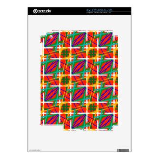 iPad 2 (Wi-Fi/Wi-Fi + 3G) Skins w/Multiple Colors iPad 2 Skin