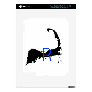 Ipad 3 Cape Cod Resident Decal iPad 3 Decal