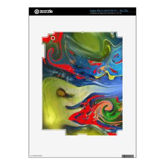 """iPad 3 de la vela de Tinkerbell"" (Wi-Fi/Wi-Fi+4G Pegatinas Skins Para iPad 3"