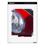 iPad 3 de las linternas del coche (Wi-Fi/Wi-Fi + 4 iPad 3 Skin