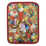 iPad 3 de Rupydetequila de las mariposas Fundas Para iPads