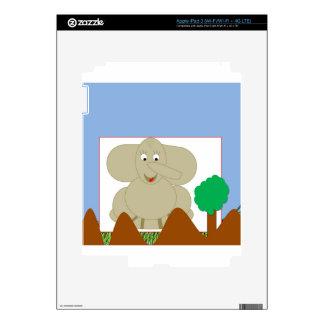 iPad 3 Skin Template
