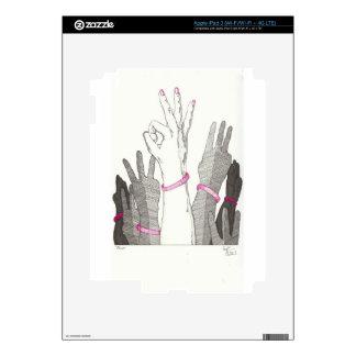 iPad 3 Skin Template - Customized