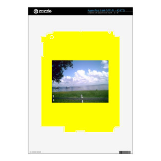 iPad 3 (Wi-Fi/Wi-Fi + 4G LTE) Personalized Skin iPad 3 Decals