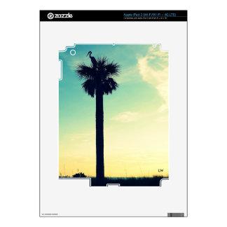 iPad 3 (Wi-Fi/Wi-Fi + 4G LTE) Reflexione el día iPad 3 Pegatinas Skins