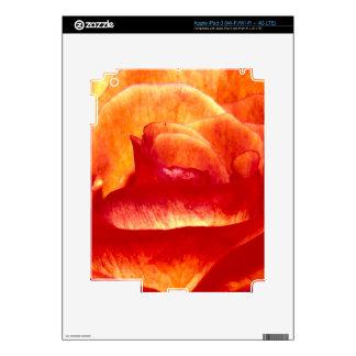 iPad 3 (Wi-Fi/Wi-Fi + 4G LTE) Skin with Rose iPad 3 Decals