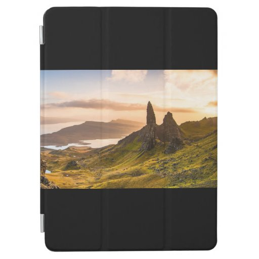 "Ipad 9.7"" Cover with landscape design"