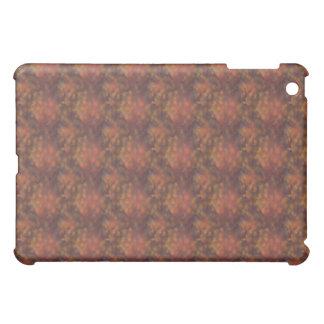 iPad abstracto de cobre