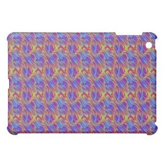 iPad abstracto del arco iris