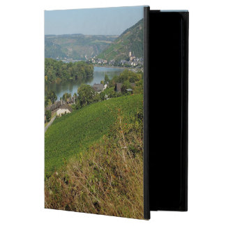 iPad Air2 covering central Rhine Valley with Lorch Powis iPad Air 2 Case