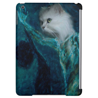 iPad Air Case - Cat Companion