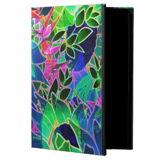 iPad Air Case Floral Abstract Artwork