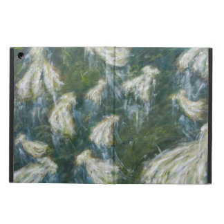 "iPad Air Case - Painting ""White Dresses"""