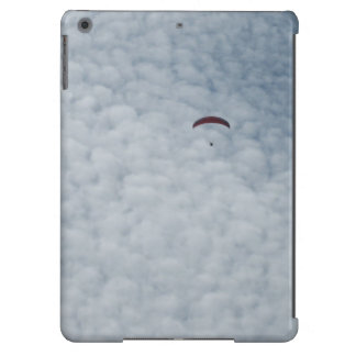 iPad Air Case - Paraglider in Clouds