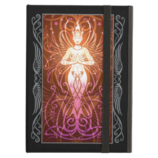 iPad Air case - Sacred State/Meditation