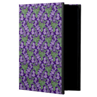 iPad Air Case to Customize: Violets