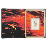 IPAD Air Case With Flames
