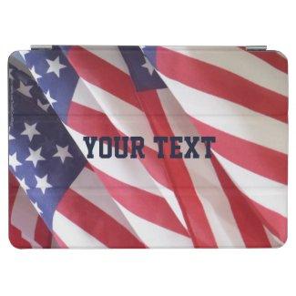 iPad Air Cover, American Flags