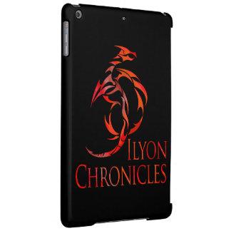 iPad Air Ilyon Chronicles Red Dragon Case iPad Air Cases