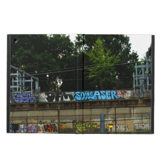 iPad Air PHOTOGRAPH OF GRAFFITI Case For iPad Air