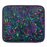 Ipad air tablet case sleeve cover abstract art sleeve for iPads