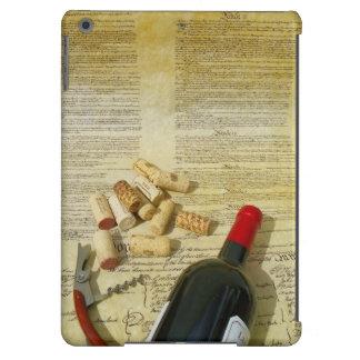 iPad Air Wine & Constitution Case! iPad Air Case
