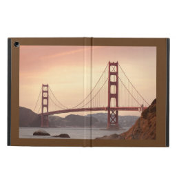 iPad Air with Golden Gate Bridge iPad Air Cover
