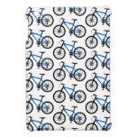 iPad azul de la bici de montaña mini iPad Mini Funda
