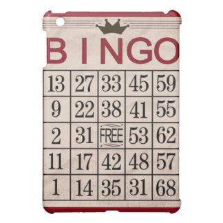iPad Bingo Card - Fun and Games Case For The iPad Mini