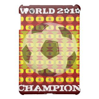 iPad Ca de la mota del campeón del fútbol 2010 del