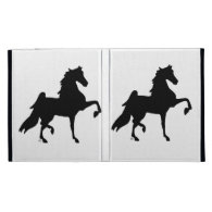 iPad case (1,2 or 3) with beautiful Horse Cover