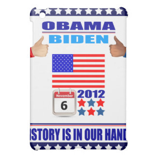 iPad Case 2- Flag - History Is In Our Hands