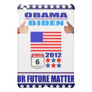 iPad Case 2- Flag - Our Future Matters