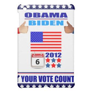 iPad Case 2- Flag - Your Vote Counts