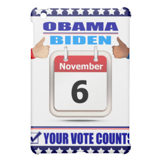 iPad Case 2 - Your Vote Counts