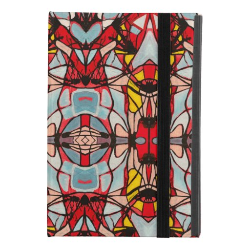 iPad Case, Abstract Psychedelic tr IX iPad Mini 4 Case