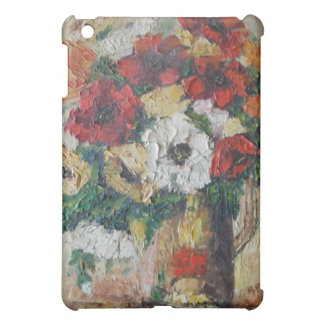 Ipad Case Ann Hayes Painting Flower Mix Delight