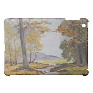 Ipad Case Ann Hayes Painting Forest Stream