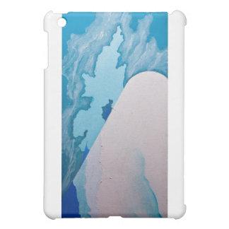 "iPad Case: ""Aqua Billow"" Cover For The iPad Mini"