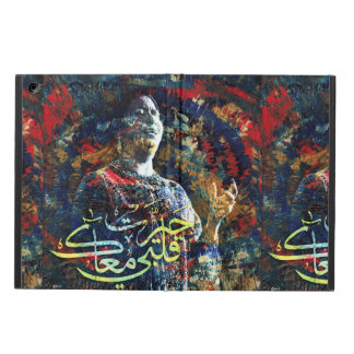 ipad case arabic art