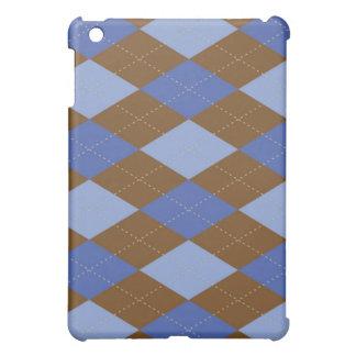 iPad Case - Argyle - Puddle