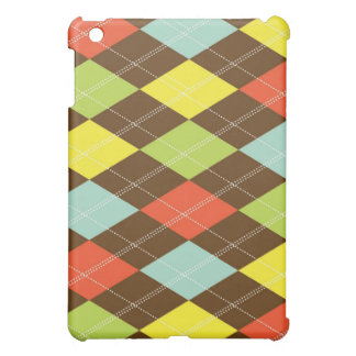 iPad Case - Argyle - Seasons