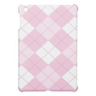 iPad Case - Argyle SQ - ITS-A-GIRL