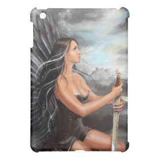 iPad case  Black Angel