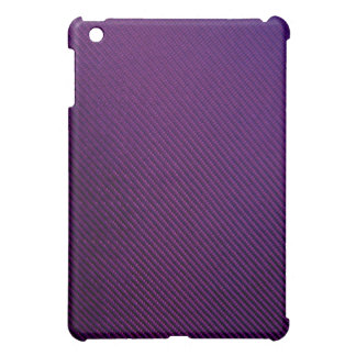 iPad Case - Carbon Fiber - Metallic Purple