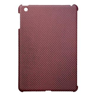 iPad Case - Carbon Fiber - Metallic Red