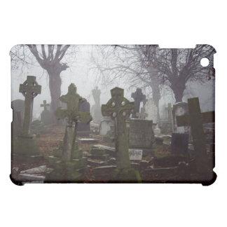 Ipad Case Cemetery Image